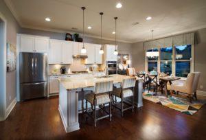 Copperleaf  Kitchen