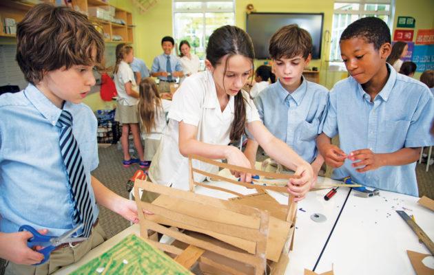Preparing Atlanta's students for careers in science