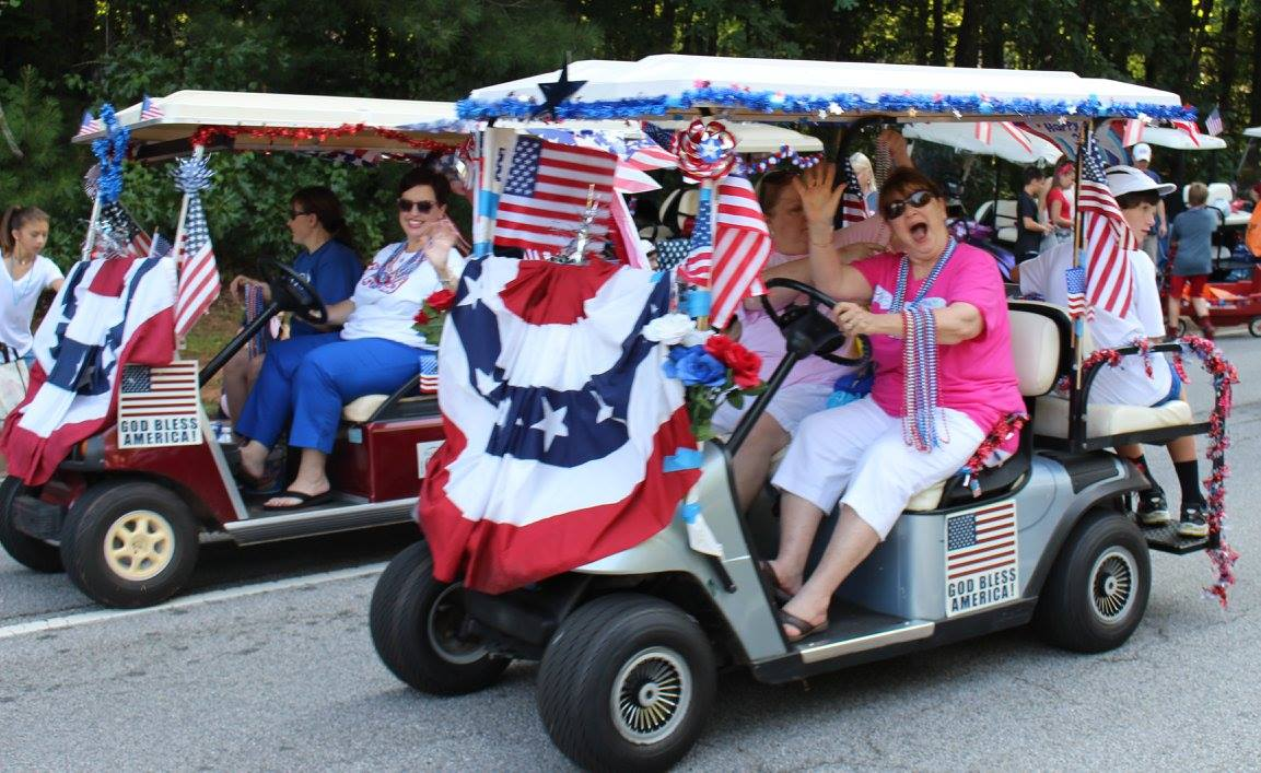 4th of July Parade in Peachtree City