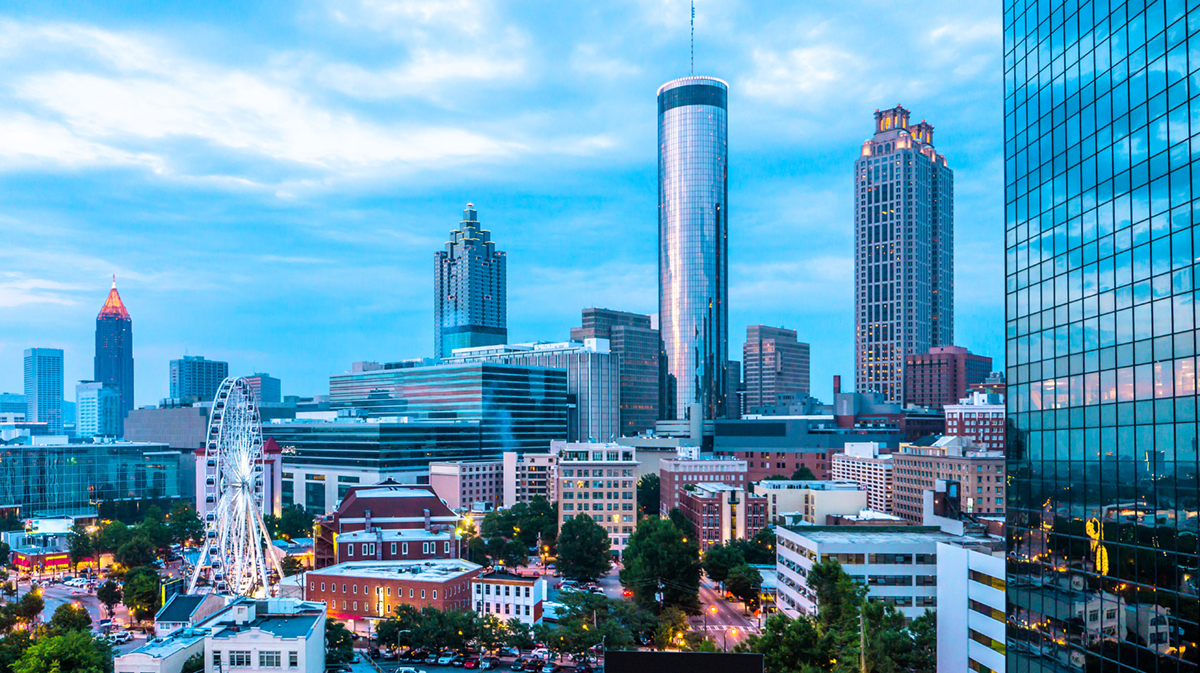 Atlanta Offers More Bang for Your Buck196