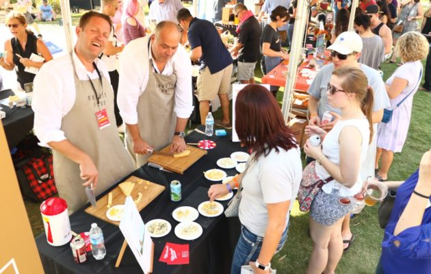 6th annual cheese fest atlanta