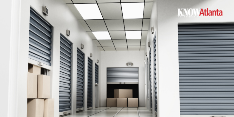 choosing a storage unit in atlanta