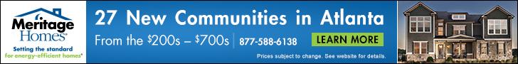 Meritage Homes 11/2/18 leaderboard