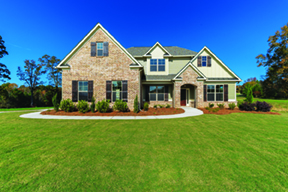 new home in Atlanta from Paran Homes