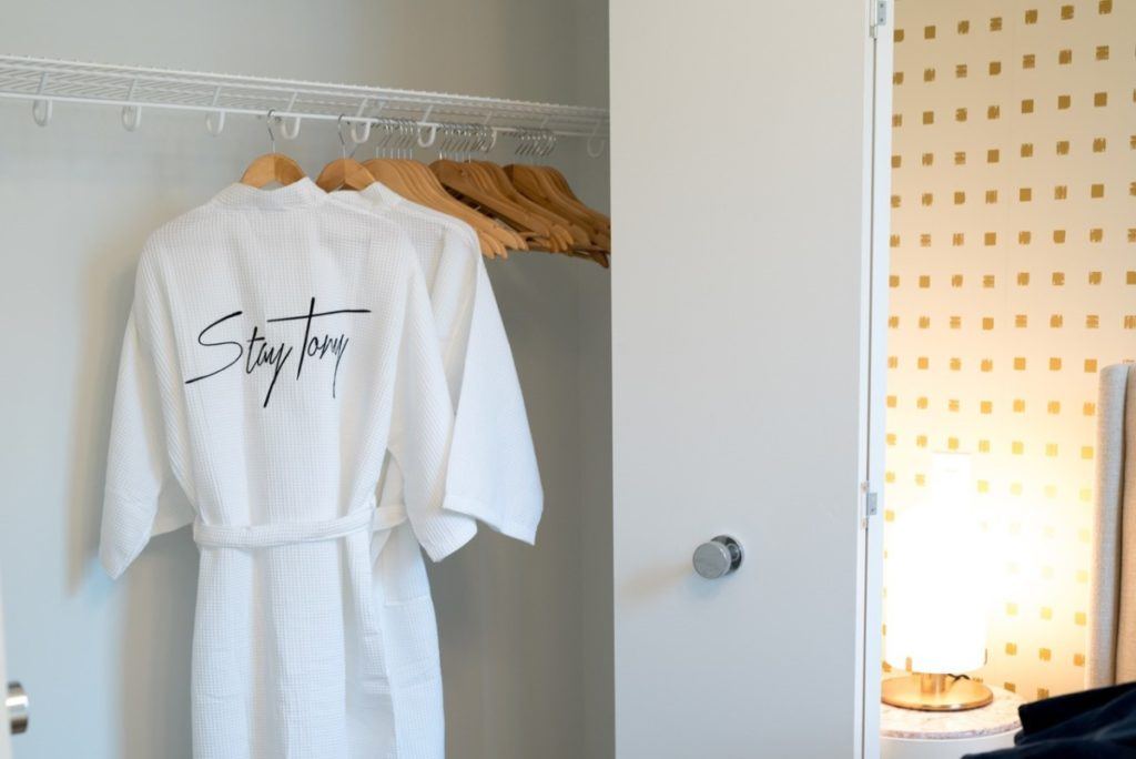 StayTony Custom Robes