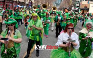 St. Patricks Day Atlanta