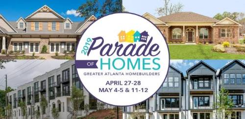 Parade of Homes in Atlanta